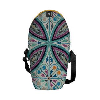 Vintage Elegant Moyen Age Medieval Graphic Design Commuter Bags