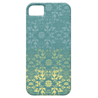 Vintage Elegant Stylish Chic Damask Lace Floral iPhone 5 Cover