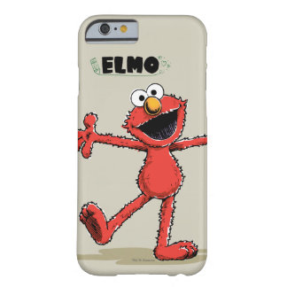 Vintage Elmo Barely There iPhone 6 Case