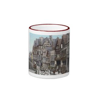 Vintage England  Chester 1890's Mug