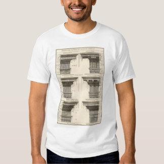 Vintage Entablatures, Orders of Architecture Shirt