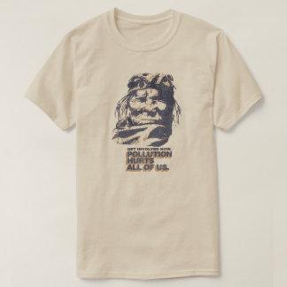 Vintage Environmental Pollution Nostalgic T-shirt