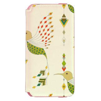Vintage ethnic tribal aztec bird incipio watson™ iPhone 6 wallet case