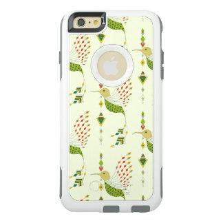 Vintage ethnic tribal aztec bird OtterBox iPhone 6/6s plus case
