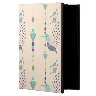 Vintage ethnic tribal aztec bird powis iPad air 2 case