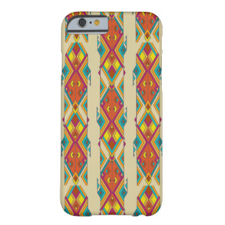 Vintage ethnic tribal aztec ornament barely there iPhone 6 case