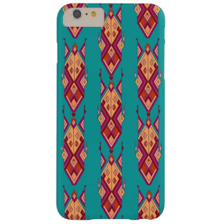Vintage ethnic tribal aztec ornament barely there iPhone 6 plus case