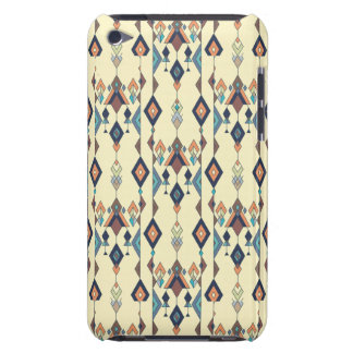 Vintage ethnic tribal aztec ornament barely there iPod covers