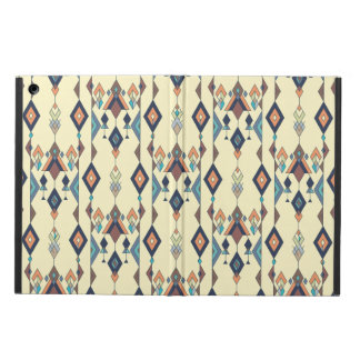 Vintage ethnic tribal aztec ornament case for iPad air