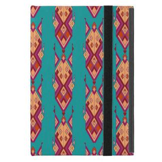 Vintage ethnic tribal aztec ornament case for iPad mini