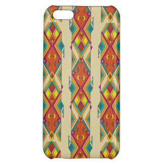 Vintage ethnic tribal aztec ornament cover for iPhone 5C