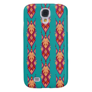 Vintage ethnic tribal aztec ornament galaxy s4 cover