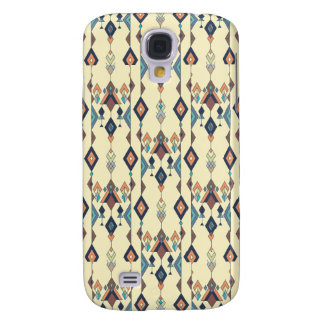 Vintage ethnic tribal aztec ornament galaxy s4 covers
