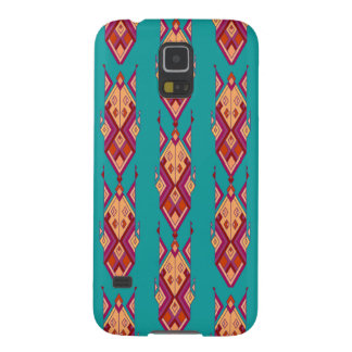 Vintage ethnic tribal aztec ornament galaxy s5 case