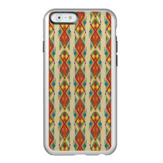 Vintage ethnic tribal aztec ornament incipio feather® shine iPhone 6 case