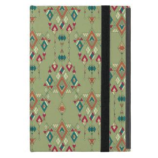 Vintage ethnic tribal aztec ornament iPad mini case