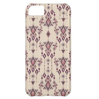 Vintage ethnic tribal aztec ornament iPhone 5C case