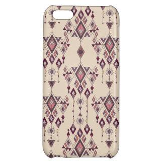 Vintage ethnic tribal aztec ornament iPhone 5C covers