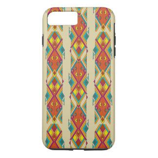 Vintage ethnic tribal aztec ornament iPhone 8 plus/7 plus case