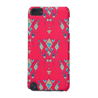 Vintage ethnic tribal aztec ornament iPod touch (5th generation) cases