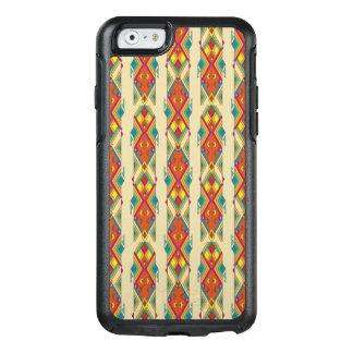 Vintage ethnic tribal aztec ornament OtterBox iPhone 6/6s case