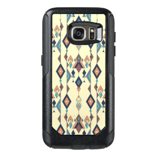 Vintage ethnic tribal aztec ornament OtterBox samsung galaxy s7 case
