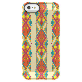 Vintage ethnic tribal aztec ornament permafrost® iPhone SE/5/5s case