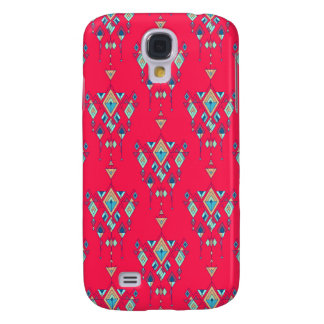 Vintage ethnic tribal aztec ornament samsung galaxy s4 cases