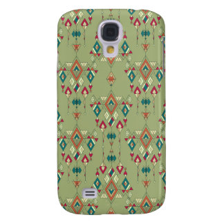 Vintage ethnic tribal aztec ornament samsung galaxy s4 cover