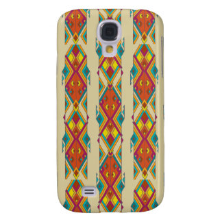 Vintage ethnic tribal aztec ornament samsung galaxy s4 covers