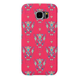 Vintage ethnic tribal aztec ornament samsung galaxy s6 cases