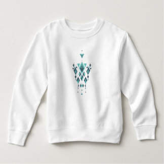 Vintage ethnic tribal aztec ornament sweatshirt