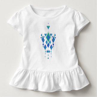 Vintage ethnic tribal aztec ornament toddler T-Shirt