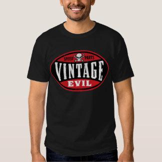 Vintage Evil 0011 Tee Shirt