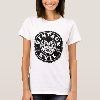 Vintage Evil 0051 T-Shirt