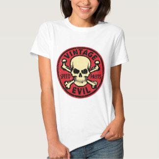 Vintage Evil 0073 Tee Shirts
