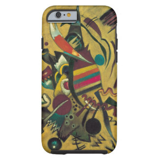 Vintage Expressionism, Points by Wassily Kandinsky Tough iPhone 6 Case
