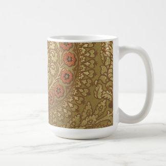 Vintage Fabric (17) Mugs
