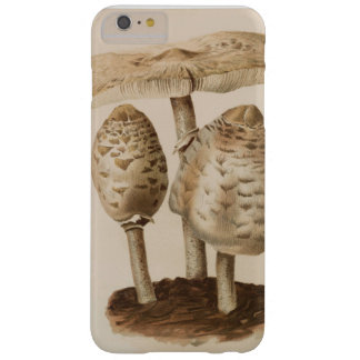 Vintage Fairy Mushroom Barely There iPhone 6 Plus Case