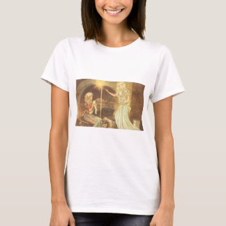 Vintage Fairy Tale, Cinderella and Fairy Godmother T-Shirt