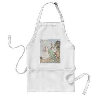 Vintage Fairy Tale, Princess Minette, Kay Nielsen Apron