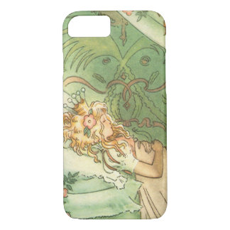 Vintage Fairy Tale, Sleeping Beauty Princess iPhone 7 Case