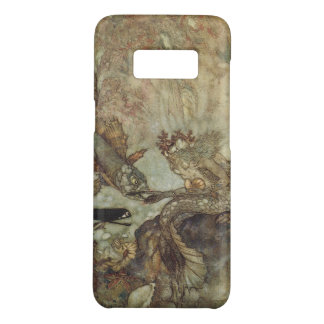 Vintage Fairy Tale, The Mermaid by Edmund Dulac Case-Mate Samsung Galaxy S8 Case