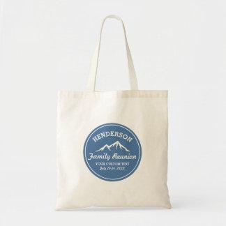 Vintage Family Reunion Trip Cool Mountain Peaks