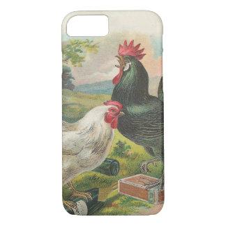 Vintage Farm iPhone 7 Case
