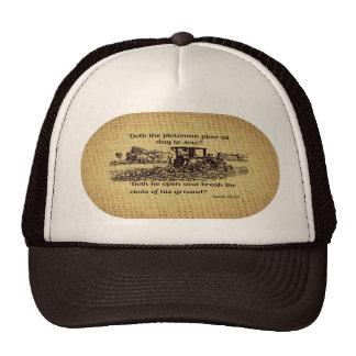 Vintage Farmer Isaiah 28 Hat