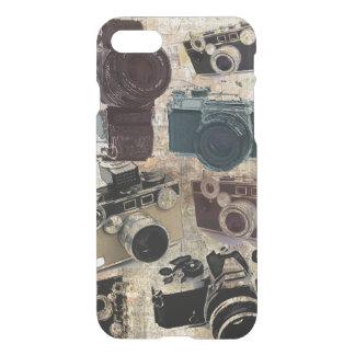 Vintage fashion Grunge Retro Camera iPhone 7 Case