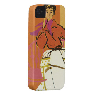 Vintage fashion iphone 4 covers