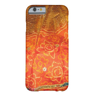 Vintage Fashion : Jaipur Gold with Zari Work Barely There iPhone 6 Case