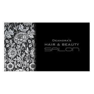Vintage Fashion Salon Appointment Business Card